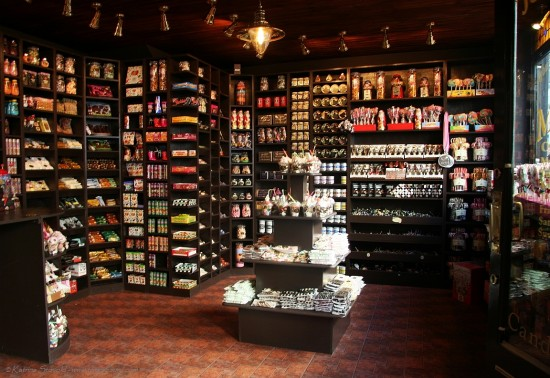 Mr. Simms sweet shop Cork Ireland