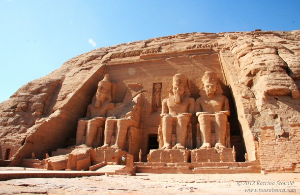 Abu Simbel, Nubia, Egypt