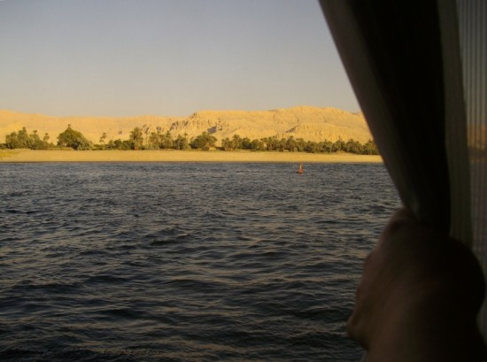 that's right - it's the NILE!