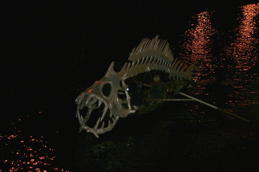 more creepy fish