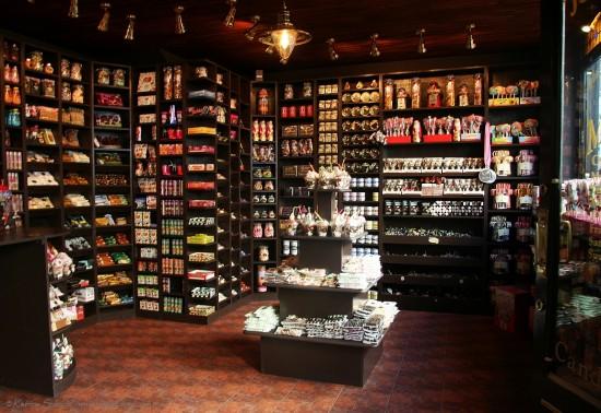Mr. Simms sweet shop Cork Ireland