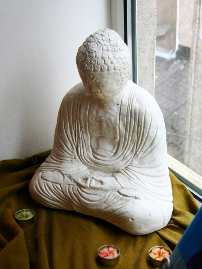 Irish Buddha? Sure, why not!
