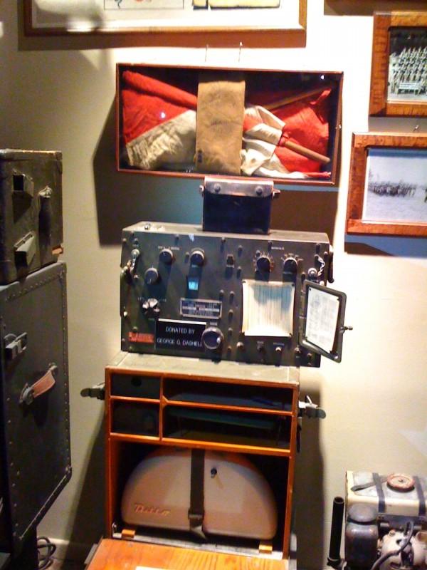 Field communications gear