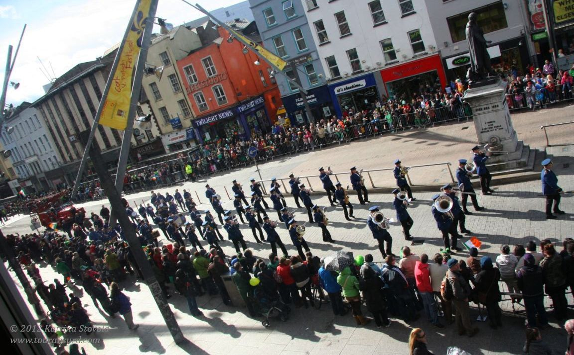 St. Patrick's Day Parade, Cork, 2013