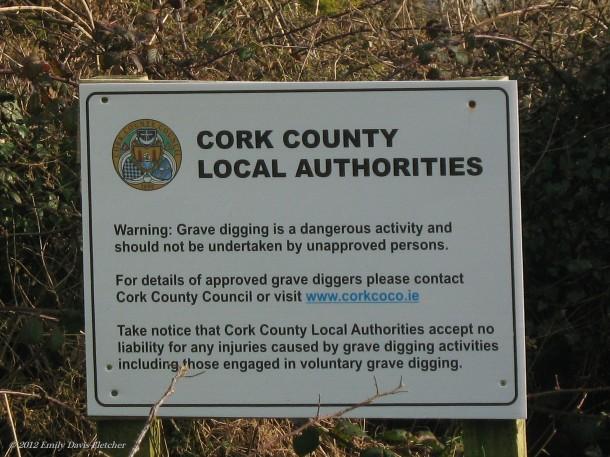 Grave diggers beware!