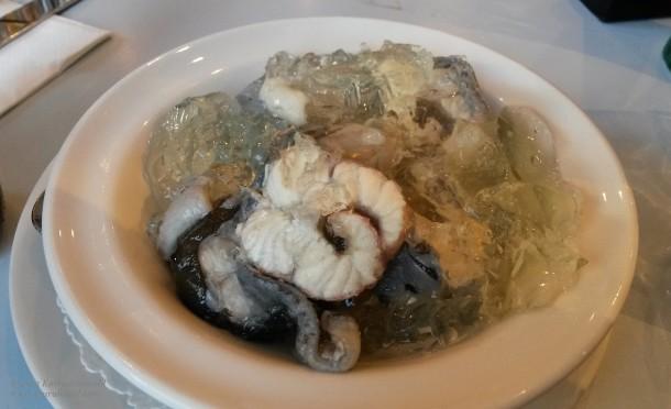 Mmm, delicious eels.