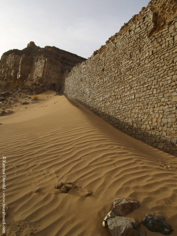 It's a mini dune!